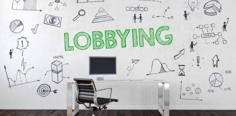 Een audit naar de lobby van een gemeente