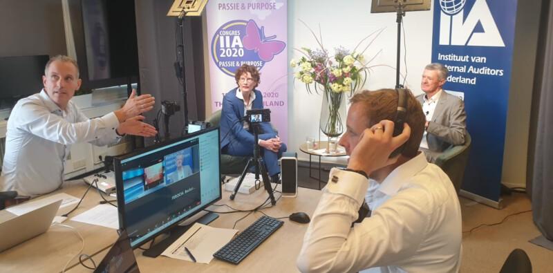 IIA event manager in coronatijden