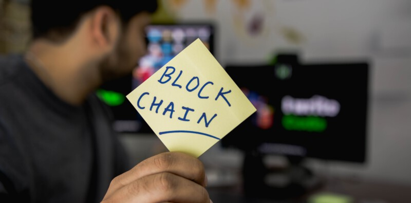 Een andere kijk op blockchain